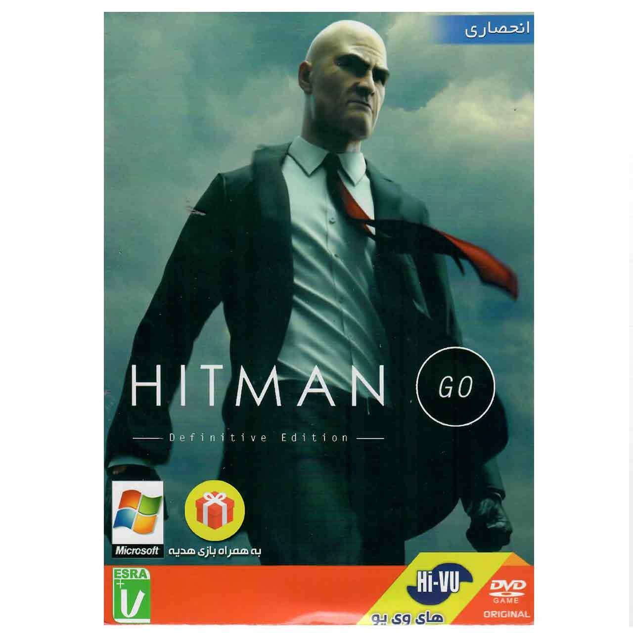 بازیHitman مخصوص PC