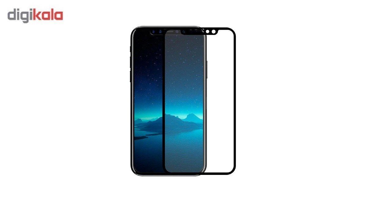 محافظ صفحه نمایش شیشه ای ایکسدریا مدل Revel Clear مناسب برای گوشی اپل آیفون X main 1 1
