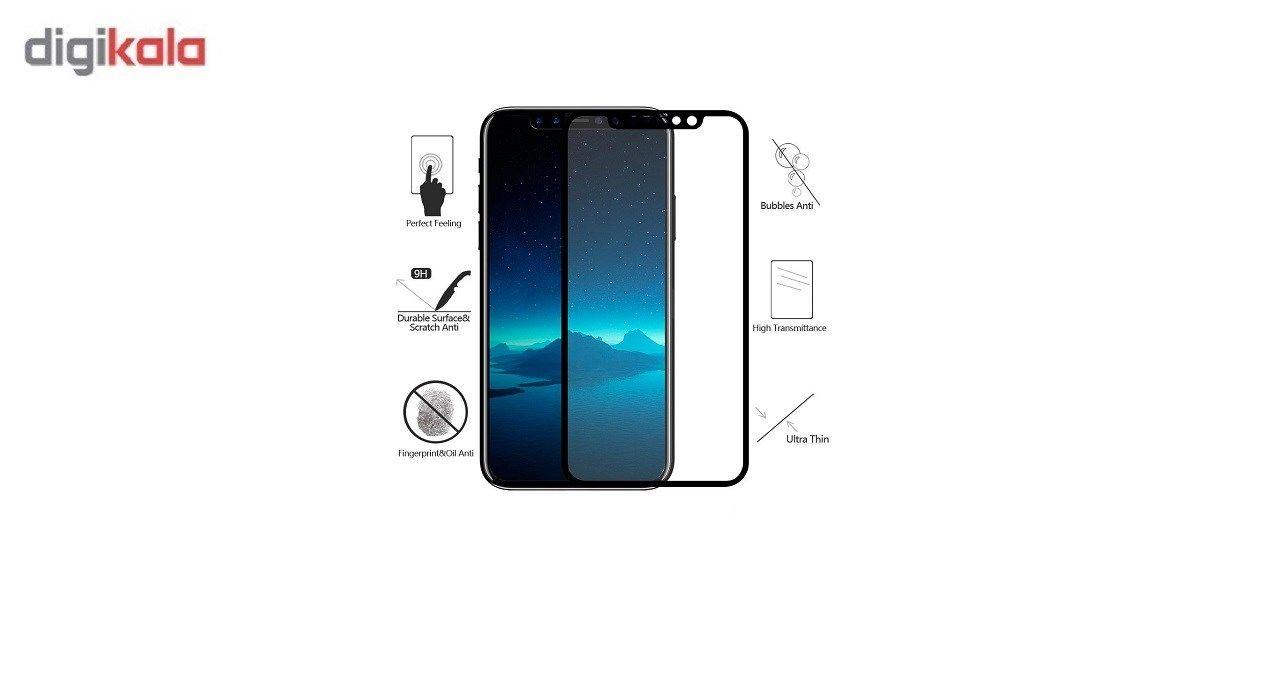 محافظ صفحه نمایش شیشه ای ایکسدریا مدل Revel Clear مناسب برای گوشی اپل آیفون X main 1 2
