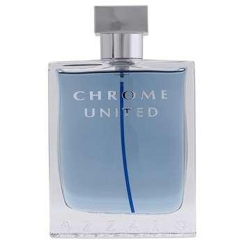 ادو تویلت مردانه آزارو مدل Chrome United حجم 100 میلی لیتر