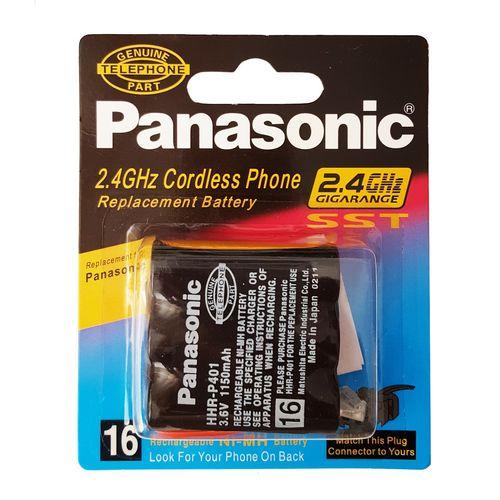 باتری تلفن بی سیم پاناسونیک مدل HHR-P401