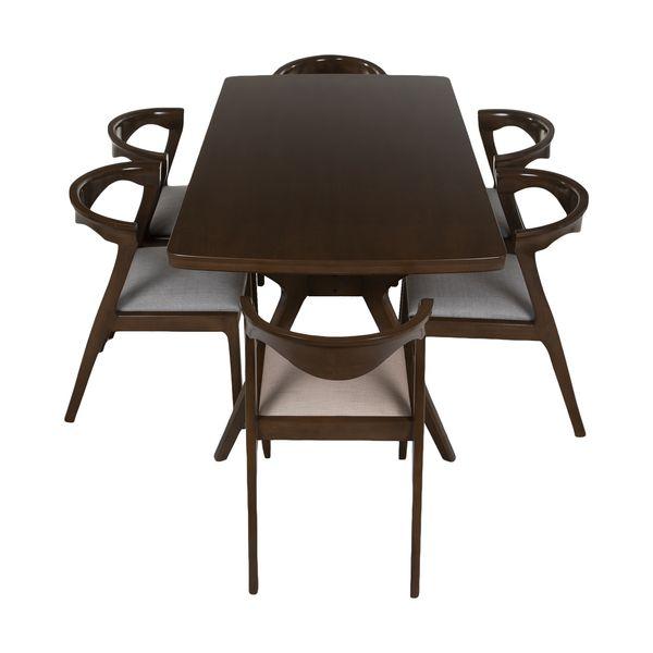 میز و صندلی ناهار خوری مدل سونات
