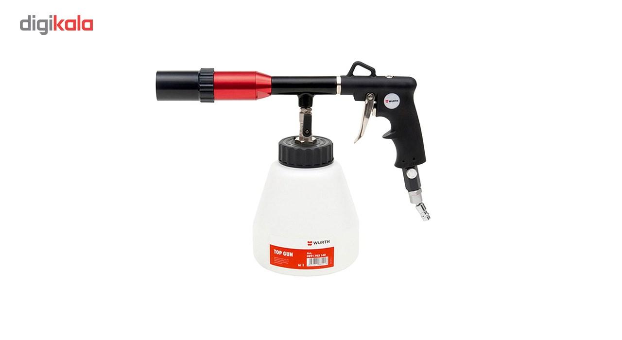 تفنگ دستی شست و شوی خودرو وورث مدلTop Gun 0891703140