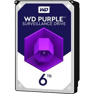 هارددیسک اینترنال وسترن دیجیتال مدل Purple WD60PURX ظرفیت 6 ترابایت