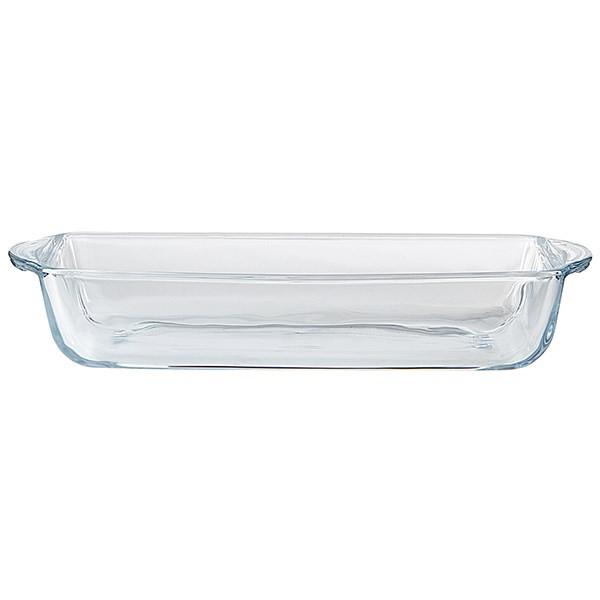 ظرف مستطیلی پیرکس سری Borosilicate سایز 23 × 35