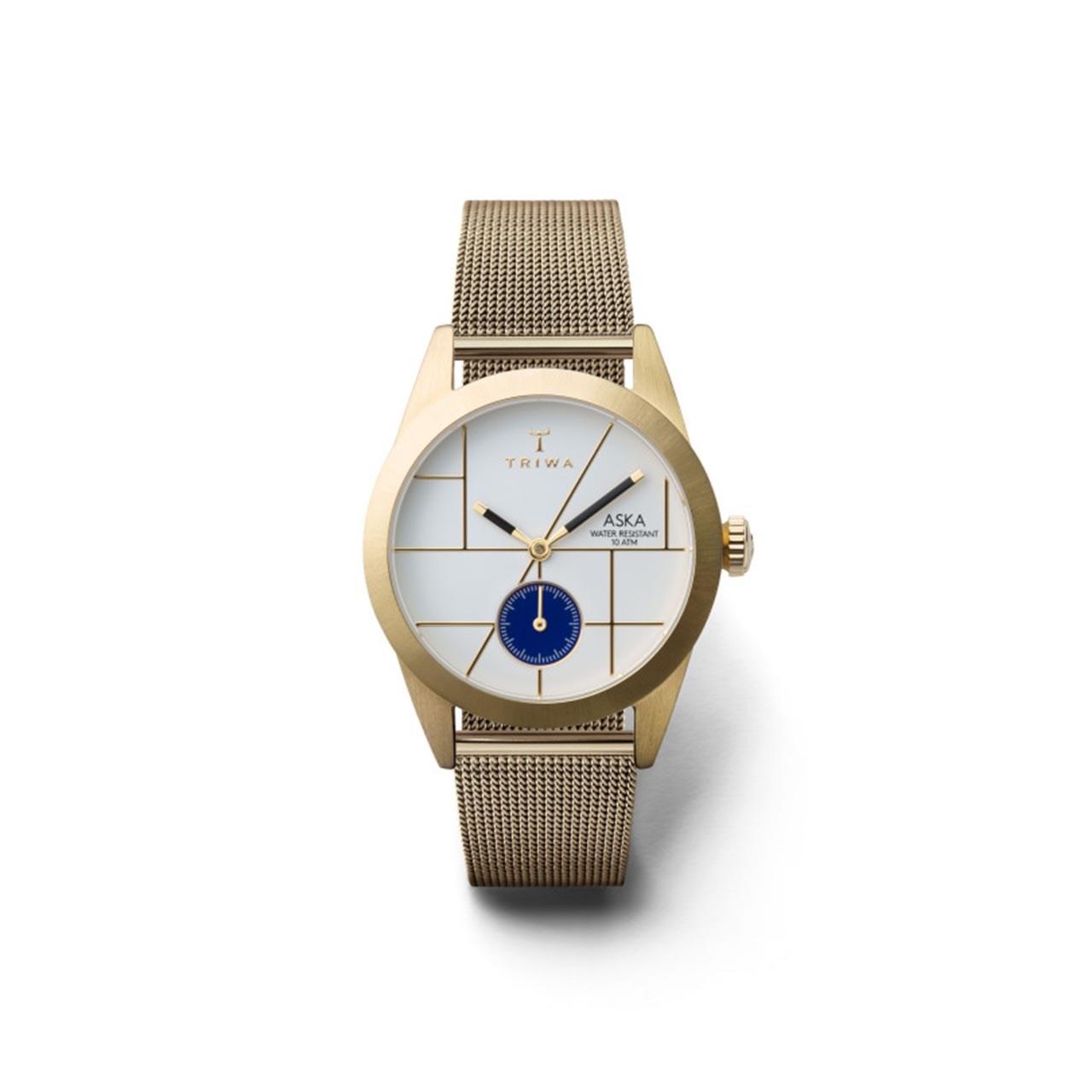خرید ساعت عقربه ای تیریوا مدل دیکس اسکا