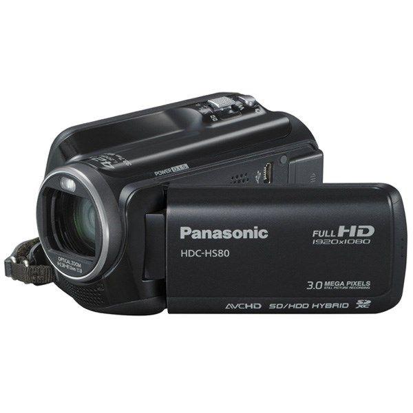 دوربین فیلمبرداری پاناسونیک اچ دی سی - اچ اس 80