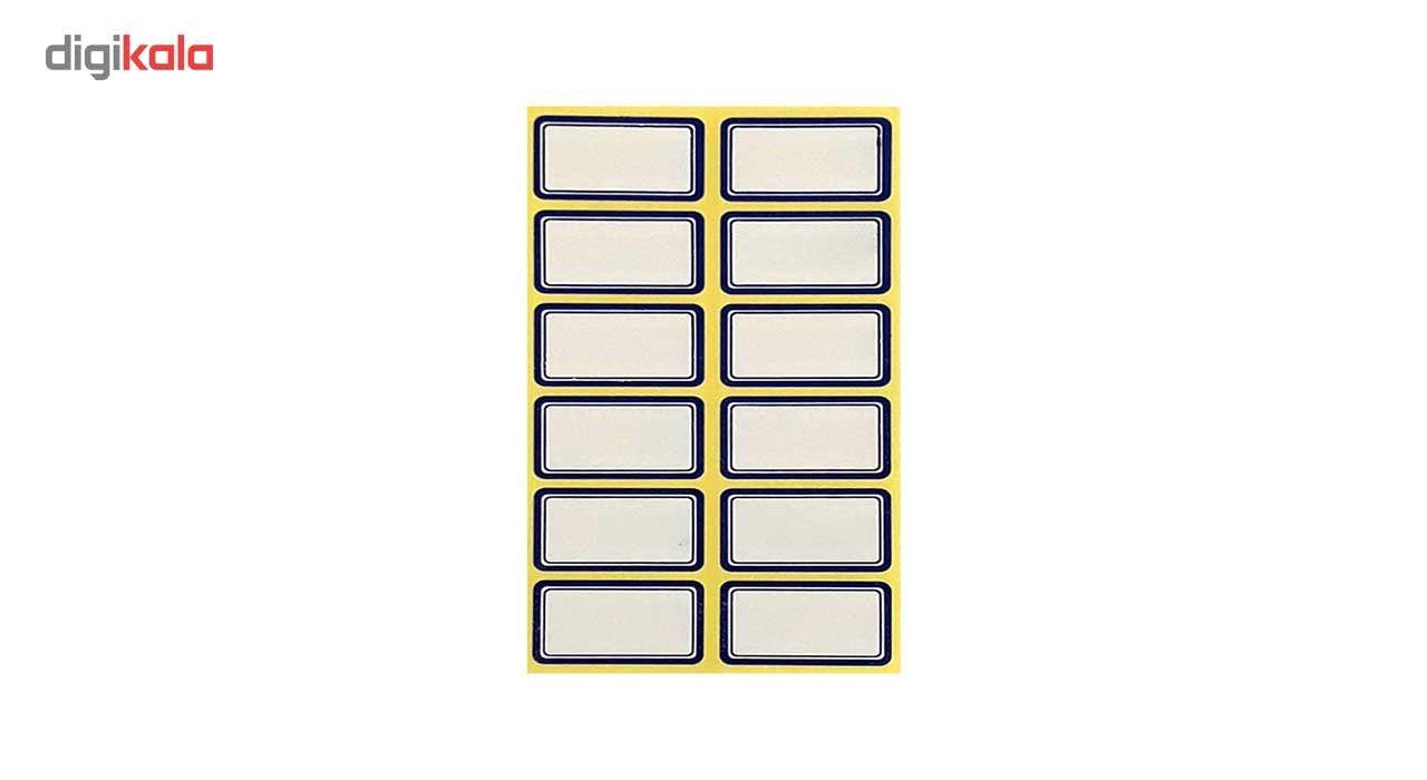 کاغذ یادداشت چسب دار  پونز سایز  1.9 × 4.0 سانتی متر main 1 1
