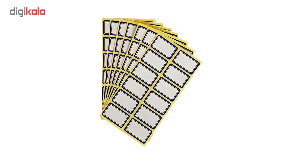 کاغذ یادداشت چسب دار  پونز سایز  1.9 × 4.0 سانتی متر main 1 2