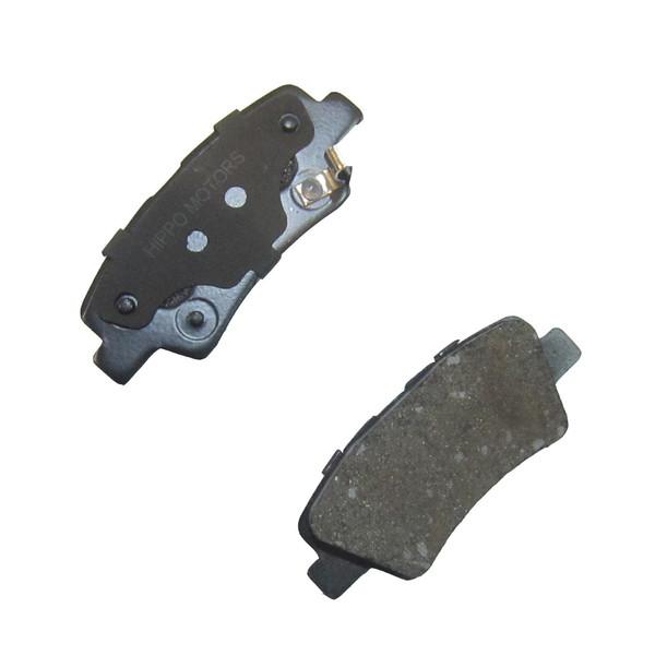 لنت ترمز عقب هیپو مناسب برای  چانگان CS35   بسته دو جفتی
