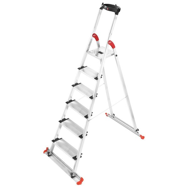 نردبان شش پله هایلو مدل XXL-8020601