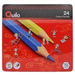 مداد رنگی 24 رنگ کوییلو کد 634007 thumb