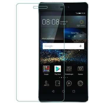 محافظ صفحه نمایش شیشه ای هوکار مناسب برای گوشی موبایل هوآوی P8