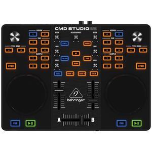دی جی میدی کنترلر بهرینگر مدل CMD Studio 2A
