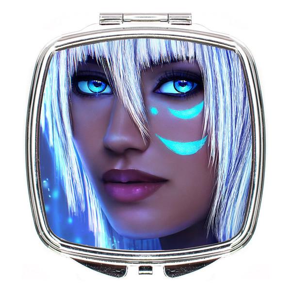 آیینه آرایشی لومانا کد M022