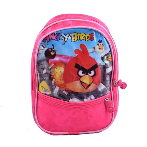 کوله پشتی کودک مدل Angry birds کد4201