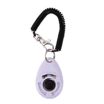 کلیکر آموزشی سگ و گربه مدل Clicking Trainer Key-W