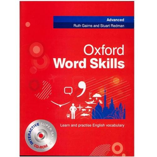 کتاب زبان Oxford Word Skills Advanced اثر Ruth Gairns