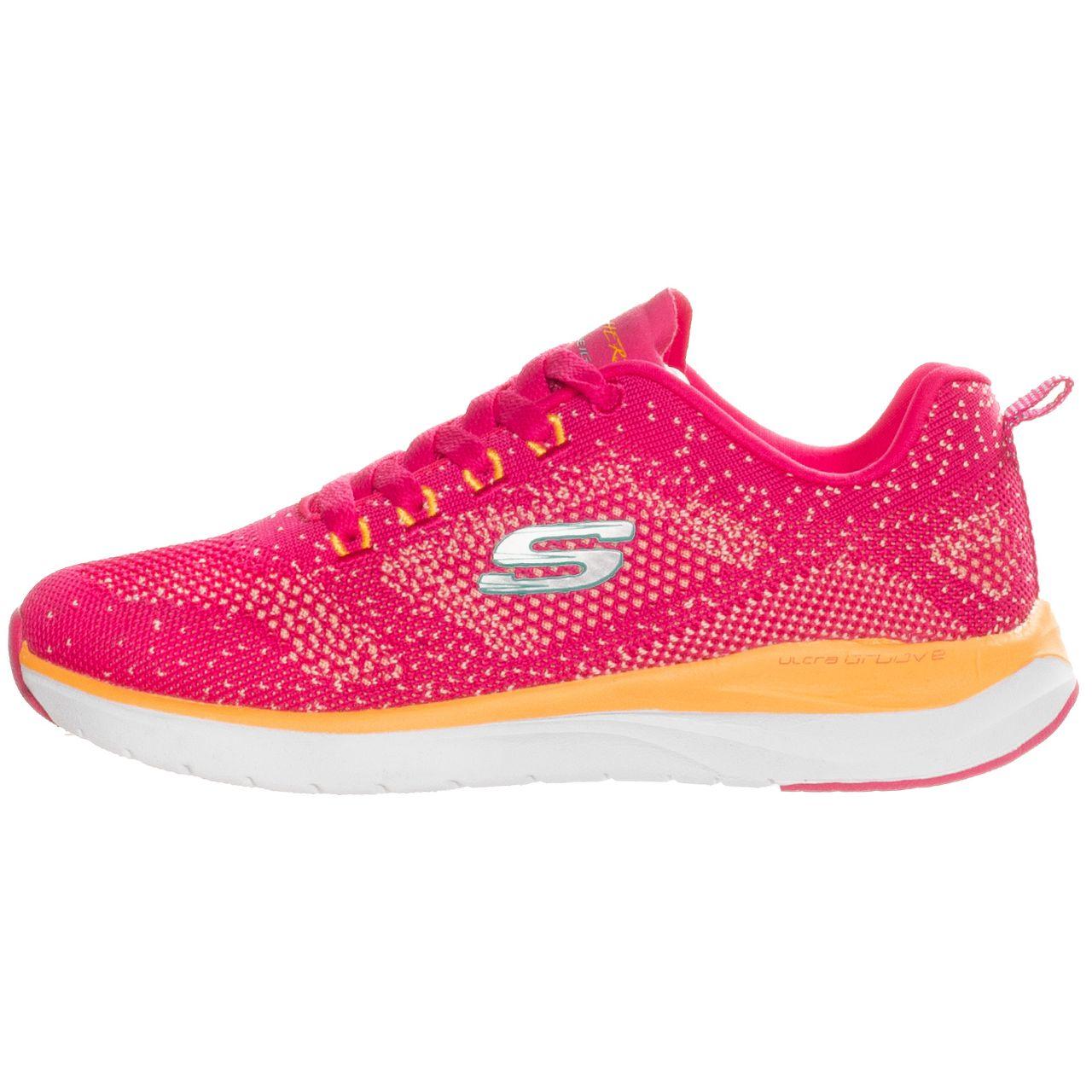 کفش مخصوص دویدن زنانه اسکچرز مدل LITE-WEIGHT ULTRAGROOVE SORK-105007