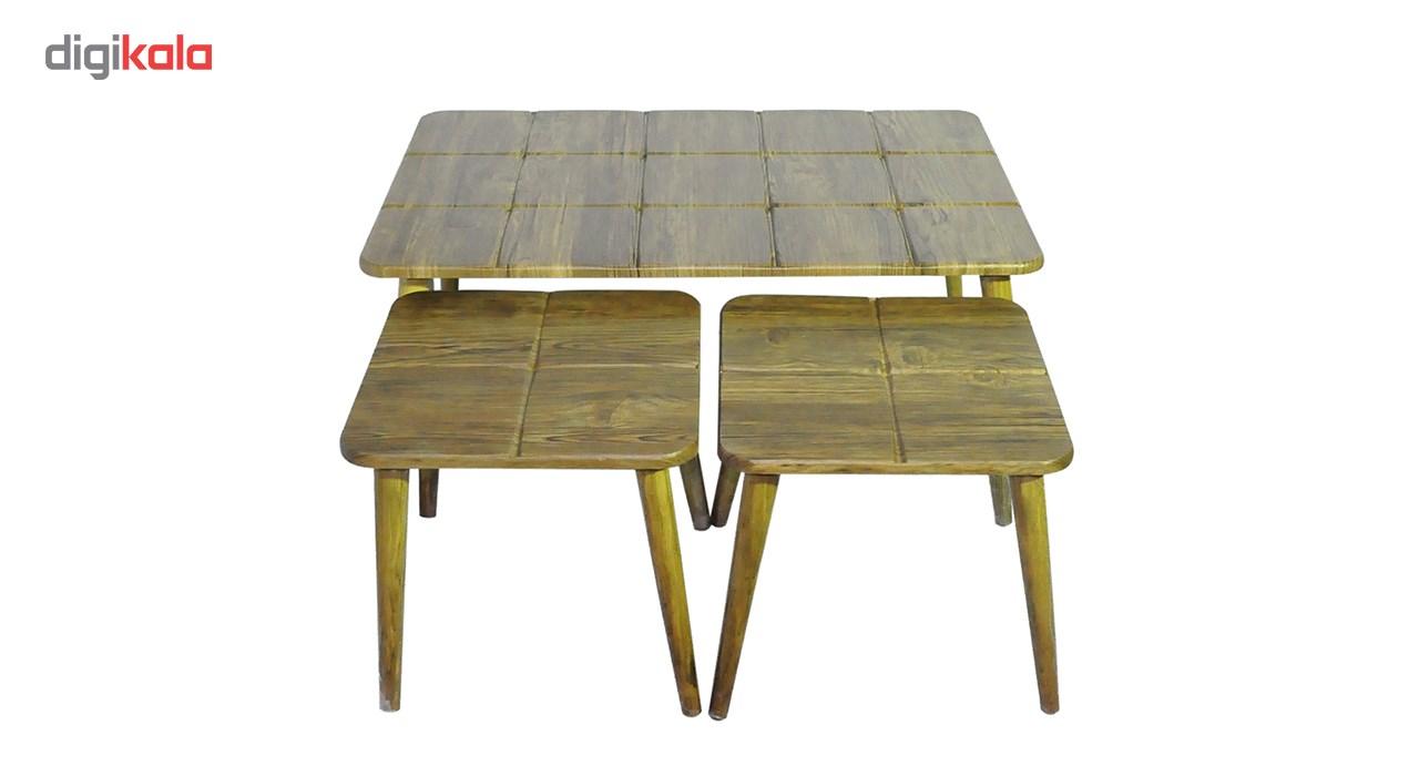 قیمت                      میز عسلی آمیتیس  مدل CTYQN12