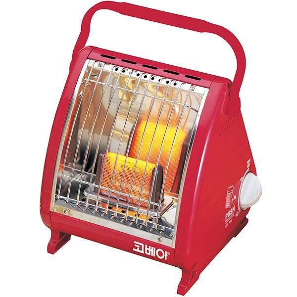بخاری سفری کووآ مدل Power Sense Gas Heater کد KH-2006