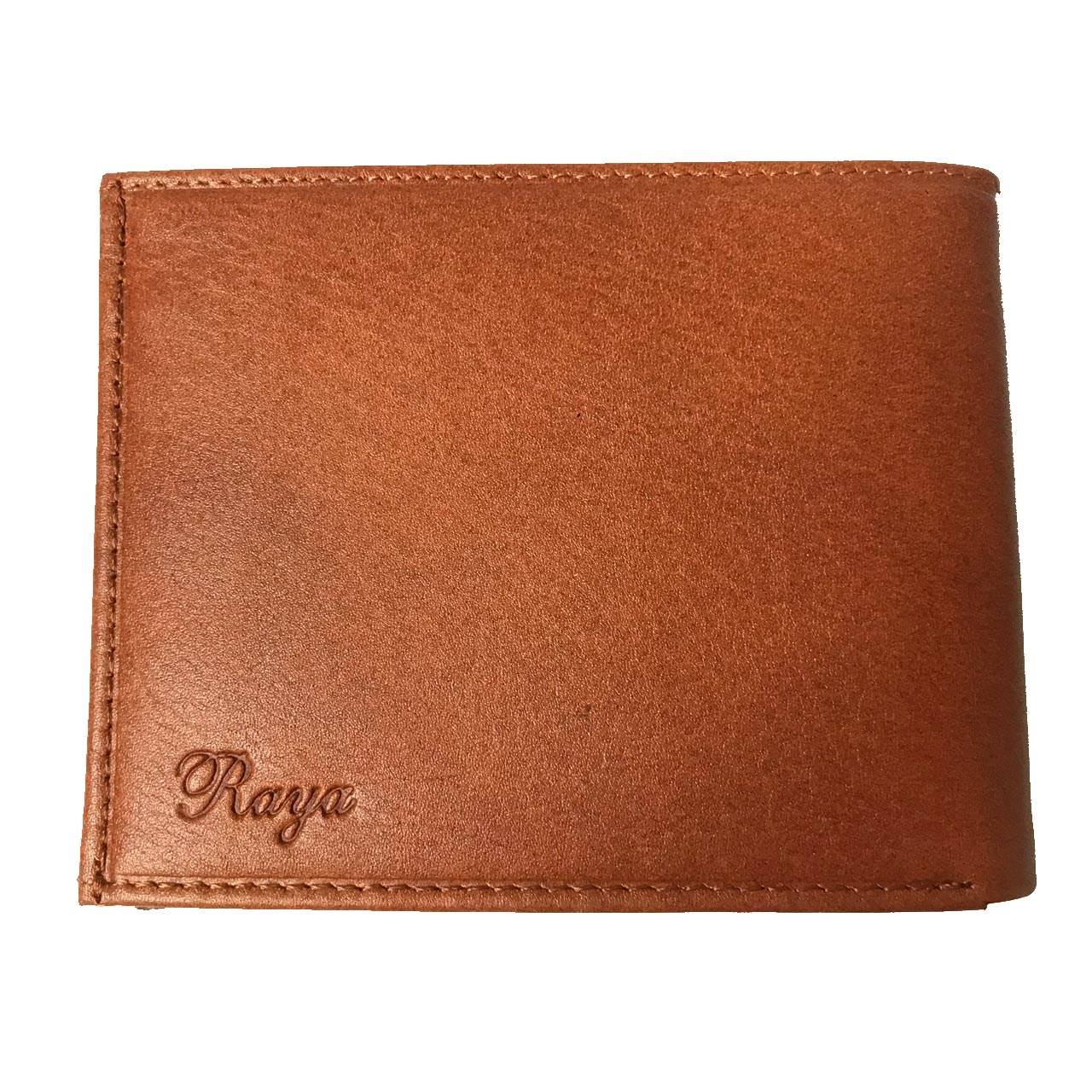 کیف پول چرم رایا مدل Rozana -  - 1