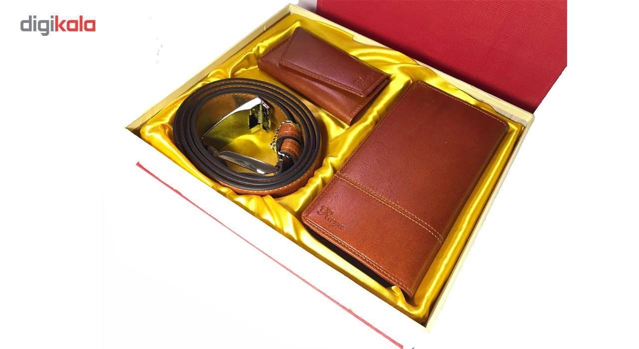 ست هدیه چرم رایا مدل Valenza -  - 2