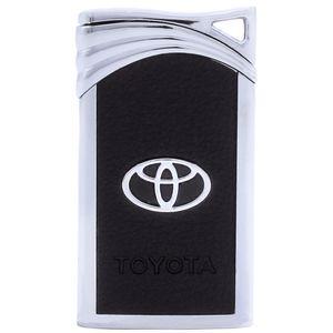 فندک واته مدل Silver Toyota