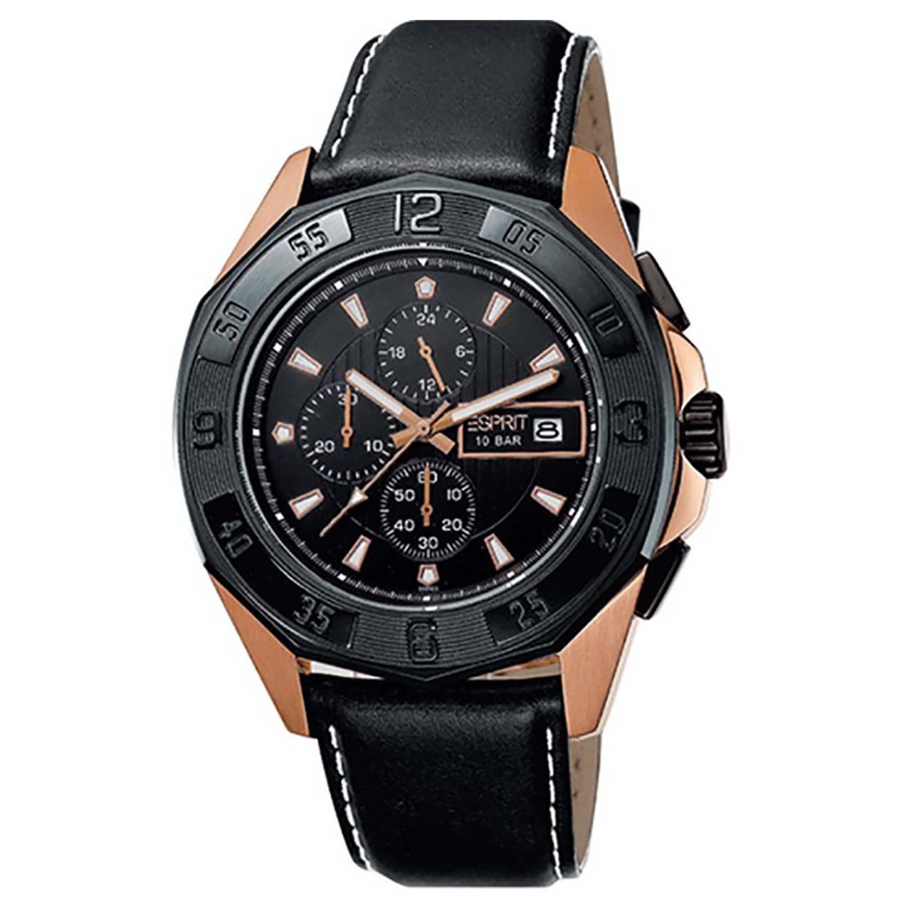 ساعت مچی عقربه ای مردانه  اسپریت مدل ES102841003 26