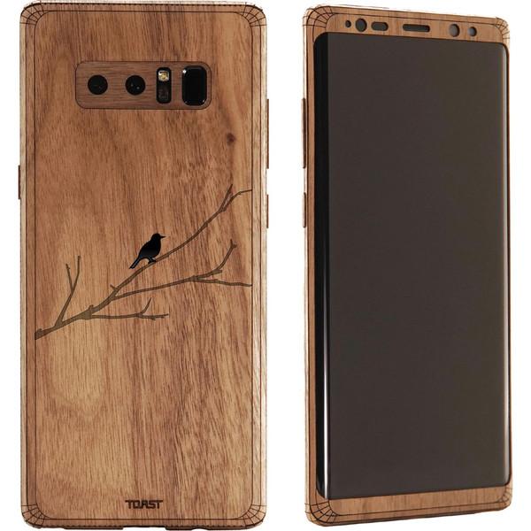 کاور تست مدل Bird On a Branch مناسب برای گوشی موبایل سامسونگ Galaxy Note 8