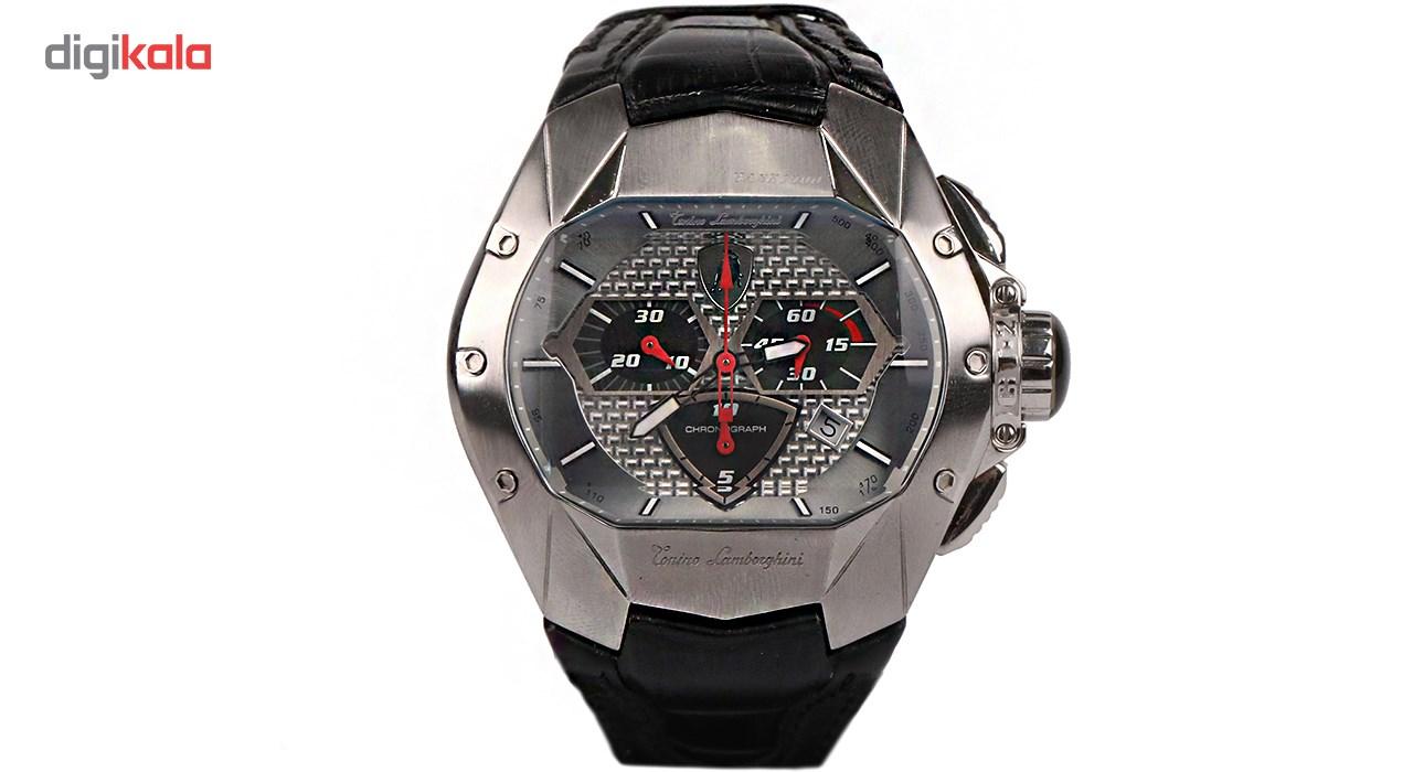 خرید ساعت مچی عقربه ای مردانه تونینو لامبورگینی مدل TL-GT2 865 S