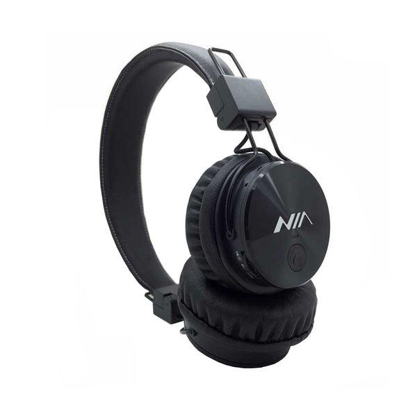 هدفون بی سیم نیا مدل X3 | NIA X3 Wireless Headphones