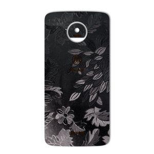 برچسب پوششی ماهوت مدل Wild-flower Texture مناسب برای گوشی  Motorola Moto Z Play