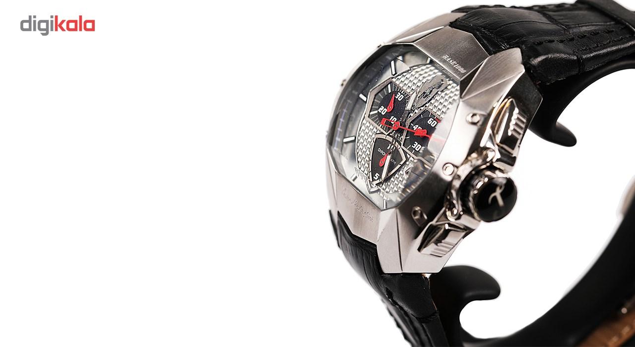 ساعت مچی عقربه ای مردانه تونینو لامبورگینی مدل TL-GT2 865 S