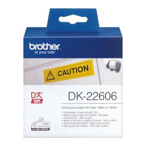 برچسب پرینتر لیبل زن برادر مدل DK-22606