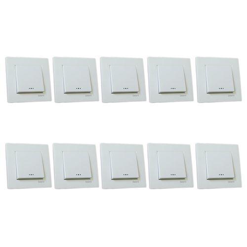 کلید تک پل دلند مدل آسا بسته 10 عددی