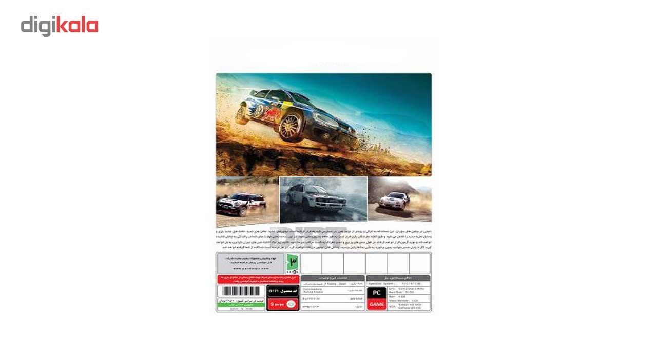 خرید اینترنتی بازی Dirt Rally مخصوص PC اورجینال