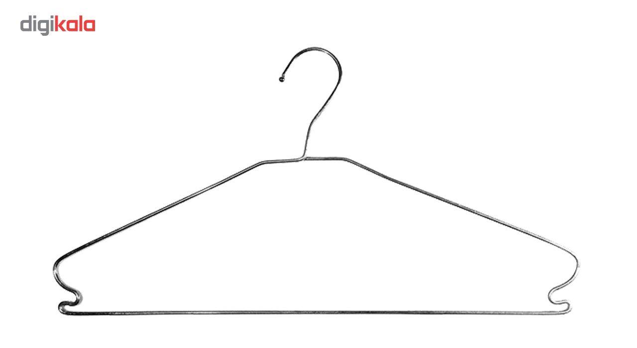 چوب لباسی رایدین مدلO2- بسته 6 عددی main 1 1