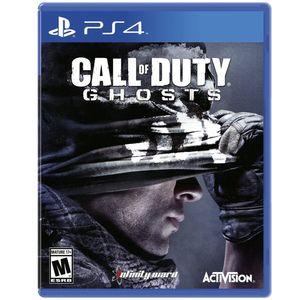 بازی Call of Duty Ghost مخصوص PS4