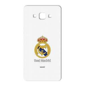 برچسب تزئینی ماهوت مدل REAL MADRID Design مناسب برای گوشی  Samsung A7