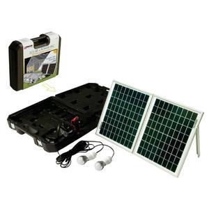 ژنراتور خورشیدی واگان مدل 2549 توان 60 وات ظرفیت 8.5 آمپرساعت