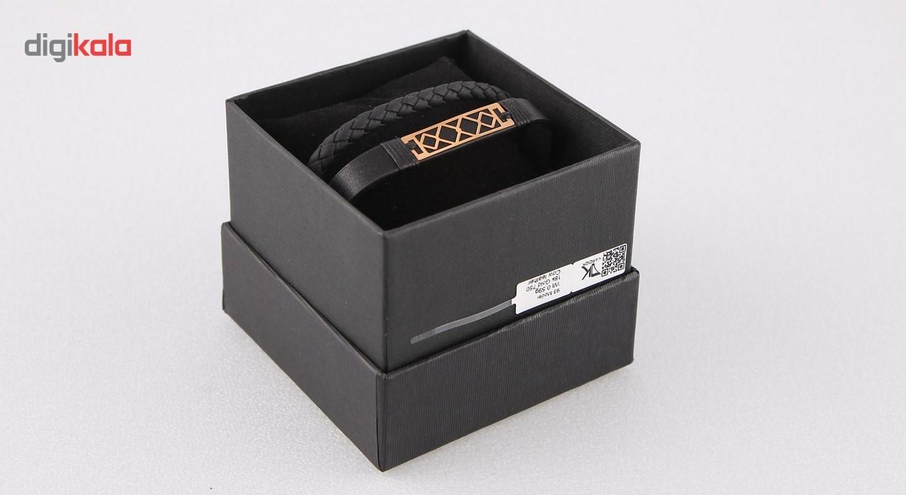 دستبند طلا  عیار کابوک کد 175049