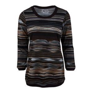تی شرت آستین بلند زنانه پوپوگروپ مدل 27052