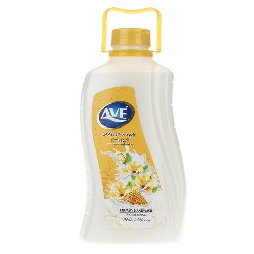 مایع دستشویی کرمی اوه مدل Honey And Milk مقدار 2000 گرم
