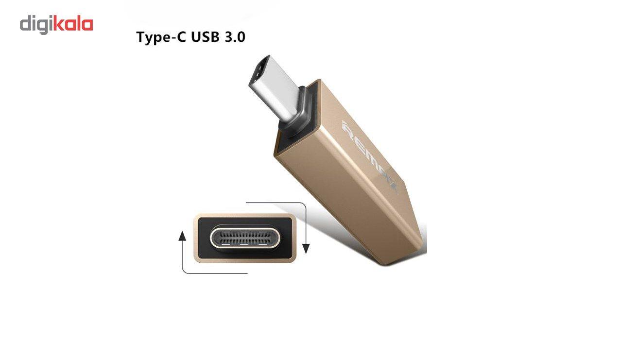 مبدل USB-C به USB 3.0 ریمکس مدل RA-OTG1 main 1 3