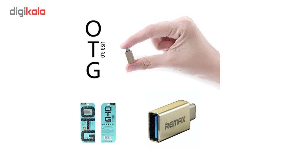 مبدل USB-C به USB 3.0 ریمکس مدل RA-OTG1 main 1 4