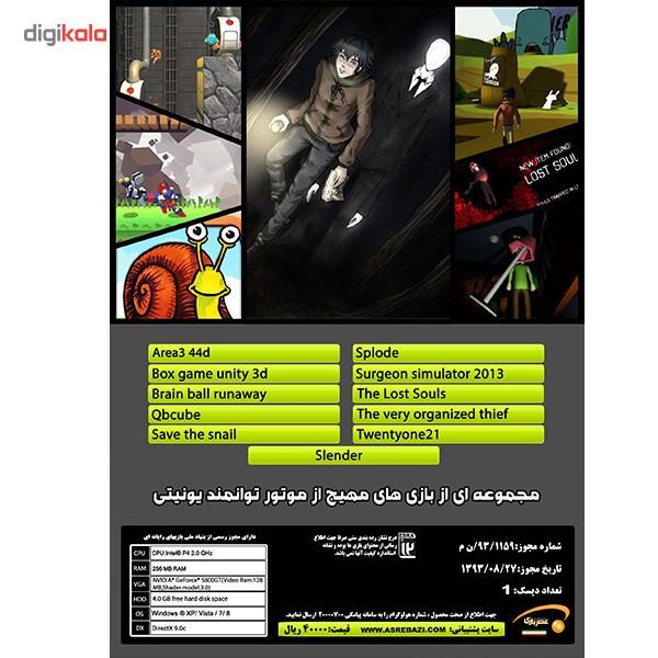 خرید اینترنتی مجموعه بازی کامپیوتری Unity Puzzle 1 اورجینال