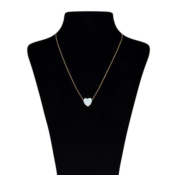 گردنبند طلا 18 عیار ماهک مدل MM0537 - مایا ماهک