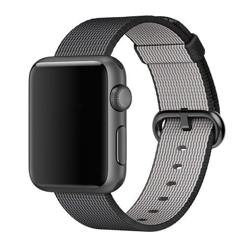 بند نایلونی هوکو مدل Nylon watchband مناسب برای اپل واچ 42 میلیمتری