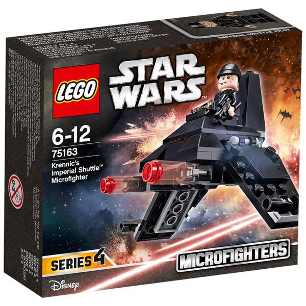 لگو سری Star Wars مدل Krennic Imperial Shuttl Microfighter 75163